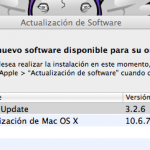 >Mac OS se actualiza a la version 10.6.7