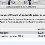 >Mac OS se actualiza a la version 10.6.7