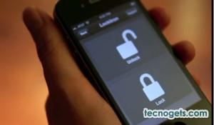 Cerraduras con Smartphone