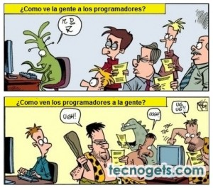 Chiste Geek Programadores