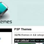 Descargar temas para la PSP