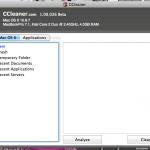 CCleaner para Mac.