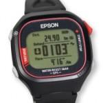 Epson presenta un reloj con GPS