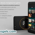 BlackBerry London con BBX