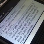 BlackBerry se llevó el Fiasco Award 2012
