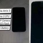 Atrix 3, se filtra nuevo teléfono de Motorola