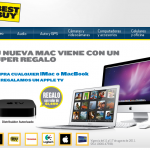 Compra una Mac en Best Buy Mexico y obten de regalo un Apple TV
