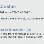Aparecen las primeras Apps compatibles con Lion X