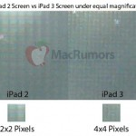 iPad 3 Retina Display Confirmed Put Under Microscope 2 150x150
