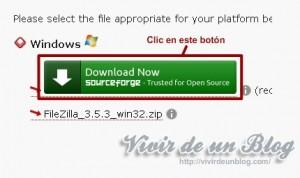 Descargar Filezilla
