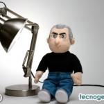 Steve Jobs como peluche