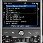 Introducir Código Desbloqueo BlackBerry