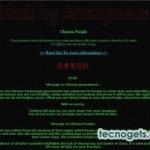 Anonymous vuelve a atacar