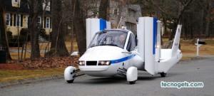Coche volador 300x135