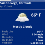 The Weather Channel para Android