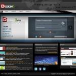 Templante Profesional en HTML Incluye PSD