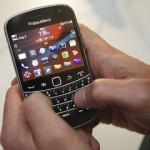 BlackBerry lanza aplicación para no videntes