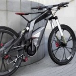 E-bike la bicicleta de Audi