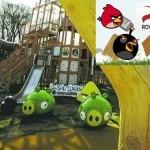 Angry Birds y su parque de atracciones