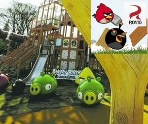 Parque Tematico Angry Birds