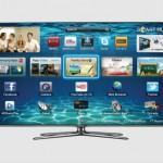 Samsung lanza una TV comandada por voz y gestos