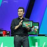 En noviembre llegara una Tablet con Windows 8 y chip Intel