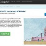 Wikileaks y su red social