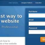 Crea tu sitio web en Internet gratis