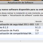 Nueva actualización de seguridad contra Mac Defender.