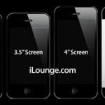 """iPhone 5: más delgado y con pantalla de 4"""""""