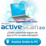Panda Active Scan escanea tu pc en busca de virus