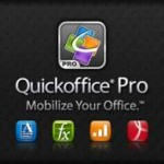 Google + QuickOffice = ¿Mejor Suite Ofimática para Móviles?