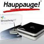 Broadway 2T: ¡Redirige la emisión de TV a tu Android!