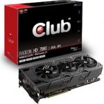 Noticias sobre la presentación de la Gráfica Club 3D Radeon HD 7990 Dual GPU