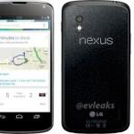 Nexus 4 siguen apareciendo supuestas filtraciones
