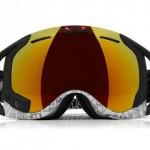 Oakey presenta un modelo de gafas de ciencia ficción mezclada con la realidad