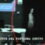 Fantasma captado por cámara de seguridad