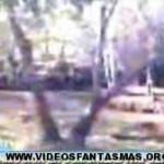 Vídeo de fantasmas en Paraguay