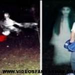 Vídeos de terror de fantasmas