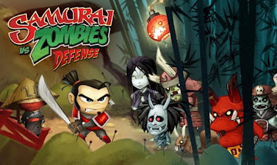 Samurai vs Zombies Defense para Android
