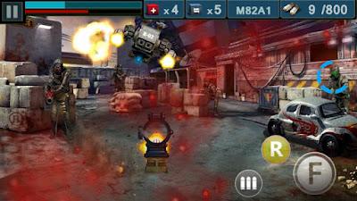Gun & Blood para Android