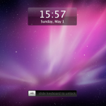 LockScreen (Slide to unlock) desbloquea tu mac de una forma diferente.
