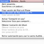 Convertir videos compatibles con tu iPod, iPhone, Apple Tv y iPad.