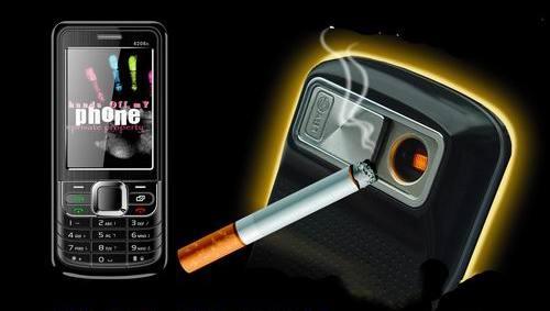 telefono encendedor