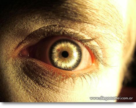 Efecto Ojo de Zombien