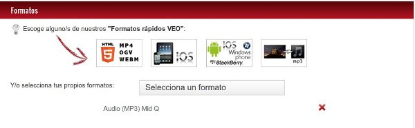 paso2 VEO Video Converter