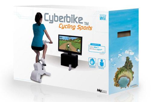 Juego Para nintendo Wii - Cyberbike