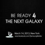 Nuevo Teaser del Samsung Galaxy S4, sigue sin verse nada