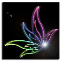 Tutorial Photoshop Flor de Cristal 06