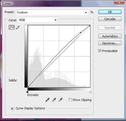 Aplicacion de curvas